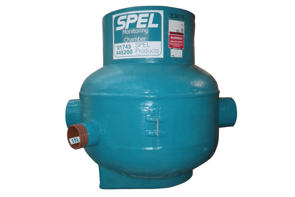 SPEL Pollution Monitoring & Separate Containment Systems