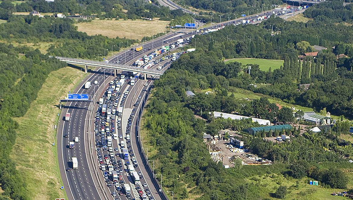 SPEL have secured the contract for the supply of SPEL Stormceptor Class1 separators and solar powered SPEL Automatic Alarm Monitoring Units for the M25 widening contract